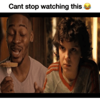 Memes, House, and 🤖: Cant stop watching this Eleven better get use to staying in the house 😒 strangerthings