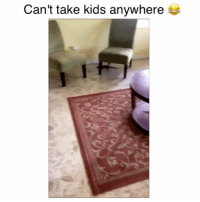 Memes, Giant, and Kids: Can't take kids anywhere It's just a giant mouse (sound up) 😂 Credit: @aliciamire