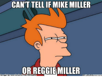 Credit: Zack Szeles: CANT TELL IF MIKE MILLER  OR REGGIE MILLER  Brought By:  facebook.com/NBAMemes  WhatIollM Credit: Zack Szeles