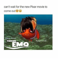 Everyone go follow mah friend @tangy.walrus her Insta is lit 🔥♥️: can't wait for the new Pixar movie to  come out  PIXAR  @skankywnale  FINDING  EM Everyone go follow mah friend @tangy.walrus her Insta is lit 🔥♥️