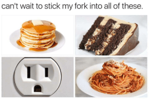Stick, All, and Wait: can't wait to stick my fork into all of these