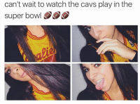 TAG a BANDWAGONER NFL fan like this.: can't wait to watch the cavs play in the  super bowl S S TAG a BANDWAGONER NFL fan like this.