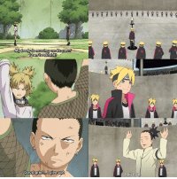 """Memes, 🤖, and Nara: cantresistit  give up """"It's stupid to talk about things you're not. Be yourself and you'll be fine."""" -Shikamaru Nara"""