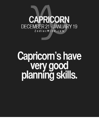 Love, Capricorn, and Free: CAPRICORN  DECEMBER 21- JANUARY 19  Z o d i a c M i n d  C o m  Capricom's have  very good  planning skills. Oct 11, 2016. You are playing secret love games, and you have a great time. You are prone to ........HOROSCOPE VISIT: http://horoscope-daily-free.net/capricorn