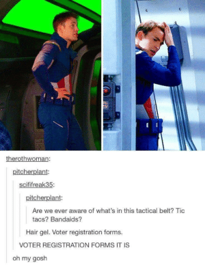 Captain America's tactical belt: Captain America's tactical belt