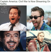 Merry Christmas everyone!: Captain America: Civil War ls Now Streaming On  Netflix  COMIC  BOOK  THINGS Merry Christmas everyone!