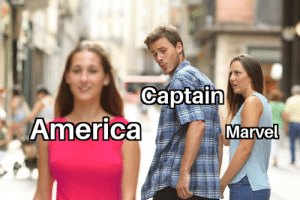 America, Ass, and Reddit: Captain  America  Marvel He's looking at the ass of Earth's best defender