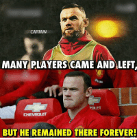 #Legend: CAPTAIN  MANY PLAYERS CAME AND LEFT  ROLET  BUT HE REMAINED THERE FOREVER! #Legend