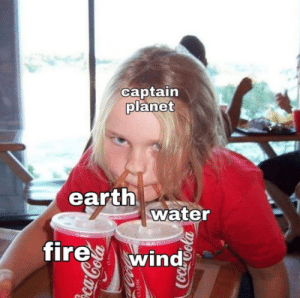 Captain Planet, Earth, and Water: captain  planet  earth  water  fires  wind  BcaCota  CLASSIC I believe I have found a new investment destined for great things.