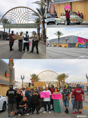 Car club protects East LA's Whittier Blvd with support from local sheriff: Car club protects East LA's Whittier Blvd with support from local sheriff