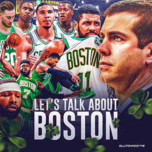 """There's a catch in Boston: The Celtics can't win with Kyrie, but they also can't win without Kyrie. It's an eternal struggle between team basketball and individual skill. James Harden is hearing about it in Houston. LeBron James is getting none of it in LA. Kyrie Irving is remembering all of it from Cleveland. It all exists in Boston. The beautiful moments of an Uncle Drew offense where at any given moment one man can create any moment. A pull-up. A broken ankle. A pretty pass. A bucket. You name it he can do it. But he probably won't because Kyrie do Kyrie. Without him, the Celtics wake up to a GM's dream. Valuable picks turned young stars who make bigger things out of bigger opportunities — with a winning mentality. So what's to talk about Boston? Well, maybe nothing. Maybe the L.A. drama is helping. Maybe this year isn't """"it"""" for the Celtics. But it's definitely something. Kyrie could be a Knick. Jayson Tatum could be a Pelican. AD could be a Celtic. Are you worried, Boston? __ Follow @celticsnation_bos if you're a real Celtics fan!: CARDEN  BOSTO  LET'S TALK ABOUT  TS There's a catch in Boston: The Celtics can't win with Kyrie, but they also can't win without Kyrie. It's an eternal struggle between team basketball and individual skill. James Harden is hearing about it in Houston. LeBron James is getting none of it in LA. Kyrie Irving is remembering all of it from Cleveland. It all exists in Boston. The beautiful moments of an Uncle Drew offense where at any given moment one man can create any moment. A pull-up. A broken ankle. A pretty pass. A bucket. You name it he can do it. But he probably won't because Kyrie do Kyrie. Without him, the Celtics wake up to a GM's dream. Valuable picks turned young stars who make bigger things out of bigger opportunities — with a winning mentality. So what's to talk about Boston? Well, maybe nothing. Maybe the L.A. drama is helping. Maybe this year isn't """"it"""" for the Celtics. But it's definitely something. Kyrie could be a Knick"""