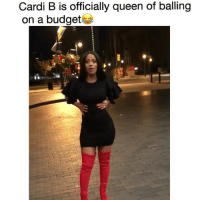 SPONSORED: @fashionnova keeps Cardi B slaying from head to toe anywhere she goes 😍 Head to @fashionnova to find your perfect outfit today! 🙌: Cardi B is officially queen of balling  on a budget SPONSORED: @fashionnova keeps Cardi B slaying from head to toe anywhere she goes 😍 Head to @fashionnova to find your perfect outfit today! 🙌