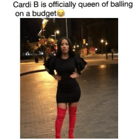 SPONSORED: @fashionnova has Cardi B slaying from head to toe 😍 Follow & Shop @fashionnova 🙌: Cardi B is officially queen of balling  on a budgeta SPONSORED: @fashionnova has Cardi B slaying from head to toe 😍 Follow & Shop @fashionnova 🙌