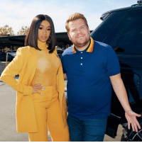 Funny, Cardi B, and Her: Cardi b out here looking like a snack with her @fashionnova 😏