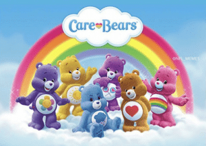 The 2019 Chicago Bears offense... https://t.co/qIw6c8Zgj6: Care Bears  @NFL_MEMES The 2019 Chicago Bears offense... https://t.co/qIw6c8Zgj6