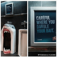 Woa when you tell yourself ..thats okay ..ill hold it 👀👀😂. repost💥 @thedailyjaws .JUST WHEN YOU THOUGHT IT WAS SAFE to visit the rest room. @Jack_Astors bar and restaurant in toronto canada is known for its sense of humour and welcomed the new national aquarium built across the street in this unique way 😂👏🏽👏🏽 And on that bombshell, we bid you farewell for another week. See y'all tomorrow! 😊 Jaws shark sharks jackastors bar restaurant bathroom mensroom funny bait stevenspielberg movie film photooftheday photo instadaily daily jackastors sharkattack sharknado scuba surf sunday weekend twd horror Instagram horrorVixen101: CAREFUL  WHERE YOU  DANGLE  YOUR BAIT  ASHARKBAT  #THE DAILY JAWS Woa when you tell yourself ..thats okay ..ill hold it 👀👀😂. repost💥 @thedailyjaws .JUST WHEN YOU THOUGHT IT WAS SAFE to visit the rest room. @Jack_Astors bar and restaurant in toronto canada is known for its sense of humour and welcomed the new national aquarium built across the street in this unique way 😂👏🏽👏🏽 And on that bombshell, we bid you farewell for another week. See y'all tomorrow! 😊 Jaws shark sharks jackastors bar restaurant bathroom mensroom funny bait stevenspielberg movie film photooftheday photo instadaily daily jackastors sharkattack sharknado scuba surf sunday weekend twd horror Instagram horrorVixen101