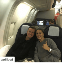 You can also follow our Instagram story the next 2 days, as we take you behind the scenes. 📸📽 Repost @carlilloyd Switzerland here we come. 🇨🇭 FIFA player of the year awards. Honored to be headed back. @united PolarisBusinessClass: Carli lloyd  EXIT You can also follow our Instagram story the next 2 days, as we take you behind the scenes. 📸📽 Repost @carlilloyd Switzerland here we come. 🇨🇭 FIFA player of the year awards. Honored to be headed back. @united PolarisBusinessClass
