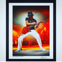 Birthday, Carlos Santana, and Community: Carlos Santana by Erik Kabik Let's all talk a moment , and let's all bask in our love and respect for MR #carlossantana who's birthday is today , in my life I would of never imagined that he would love me as much as o love him #happybirthday to mi #hermanodelaluz eres #elmaschingon #respect 🇲🇽#Repost @erikkabik ・・・ Happy 70th Birthday to #CarlosSantana ! It's always such a pleasure to get to photograph Carlos and @cindyblackmansantana and his band. We are so lucky to have him in our #vegas community. Beyond the amazing music #carlos expresses a great deal of gratitude and generosity back to our community supporting education, food insecurity awareness and those amongst us with disabilities and financial challenges. The music, the magic, the compassion! #VivaSantana #UniversalTone #CompassionInAction #Santana