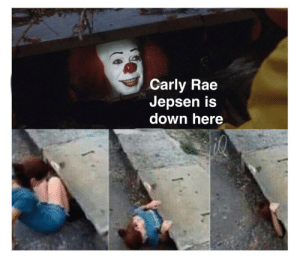 Carly Rae Jepsen, Down, and Carly Rae: Carly Rae  Jepsen is  down here