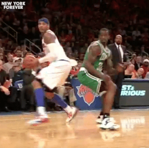 Carmelo Anthony has made 9,426 shots in the NBA. Here's one of our favorite ones!  https://t.co/kU483FpMqa https://t.co/RjrYppU4yx: Carmelo Anthony has made 9,426 shots in the NBA. Here's one of our favorite ones!  https://t.co/kU483FpMqa https://t.co/RjrYppU4yx