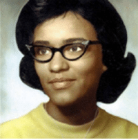 "Carol Marie Jenkins was a 21-year-old African-American woman who was stabbed to death with a screwdriver while selling encyclopedias door-to-door. In September 1968, Jenkins was going door-to-door when she noticed that she was being followed by two white men. Jenkins approached the home of Norma and Don Neal and reported that she was being followed. The Neals called the police to their home, but the police were unable to find the car that was reportedly following Jenkins. Norma Neal asked Jenkins to stay with them, but Jenkins felt as she had inconvenienced the family enough and left their home. A half hour later, Jenkins was stabbed to death with a screwdriver. For more than 34 years, the murder of Jenkins remained unsolved. But on May 8, 2002, police arrested Kenneth C. Richmond, a 70-year-old career criminal with a history of bizarre behavior and affiliation with groups such as the Ku Klux Klan. Richmond was implicated in the crime by his daughter, Shirley Richmond McQueen, who witnessed the slaying as a child. Police detectives working in a ""cold crimes"" squad, were led to McQueen by an anonymous letter. When questioned, McQueen confirmed what the letter alleged that, as a 7-year-old, she had watched from the back seat of a car as her father and another man killed young Carol Jenkins. McQueen identified the clothing that Jenkins was wearing that night, which had never been revealed to the public, so detectives believed that the information given about the murder was accurate and they had found one of the killers. McQueen's father gave her seven dollars — one dollar for each year of her life to stay quiet about what she had witnessed. At the time of the killing, Richmond lived on a Hendricks County farm and was just passing through Martinsville on the night Jenkins was murdered. Richmond never went to trial for Jenkins' murder. He was declared incompetent to stand trial, and on Aug. 31, 2002, he died of cancer. via blackthen.com theblaquelioness: Carol Marie Jenkins was a 21-year-old African-American woman who was stabbed to death with a screwdriver while selling encyclopedias door-to-door. In September 1968, Jenkins was going door-to-door when she noticed that she was being followed by two white men. Jenkins approached the home of Norma and Don Neal and reported that she was being followed. The Neals called the police to their home, but the police were unable to find the car that was reportedly following Jenkins. Norma Neal asked Jenkins to stay with them, but Jenkins felt as she had inconvenienced the family enough and left their home. A half hour later, Jenkins was stabbed to death with a screwdriver. For more than 34 years, the murder of Jenkins remained unsolved. But on May 8, 2002, police arrested Kenneth C. Richmond, a 70-year-old career criminal with a history of bizarre behavior and affiliation with groups such as the Ku Klux Klan. Richmond was implicated in the crime by his daughter, Shirley Richmond McQueen, who witnessed the slaying as a child. Police detectives working in a ""cold crimes"" squad, were led to McQueen by an anonymous letter. When questioned, McQueen confirmed what the letter alleged that, as a 7-year-old, she had watched from the back seat of a car as her father and another man killed young Carol Jenkins. McQueen identified the clothing that Jenkins was wearing that night, which had never been revealed to the public, so detectives believed that the information given about the murder was accurate and they had found one of the killers. McQueen's father gave her seven dollars — one dollar for each year of her life to stay quiet about what she had witnessed. At the time of the killing, Richmond lived on a Hendricks County farm and was just passing through Martinsville on the night Jenkins was murdered. Richmond never went to trial for Jenkins' murder. He was declared incompetent to stand trial, and on Aug. 31, 2002, he died of cancer. via blackthen.com theblaquelioness"