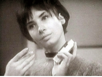 Carole Ann Ford as Susan in An Unearthly Child: Carole Ann Ford as Susan in An Unearthly Child