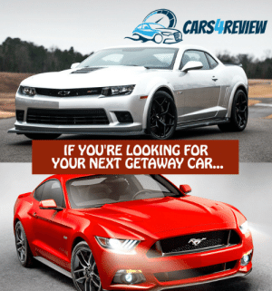 cars4review:  When it comes to choosing a high performance vehicle, the smartest thing to do is find out which one is chosen by those who truly know what you need in a serious car. No, we're not talking about gangsters or drive-by shooters, here; we're talking about the people who put them to the test, the people who take them out and really put them through their paces. Check the review: CARS4REVIEW  IF YOU'RE LOOKING FOR  YOUR NEXT GETAWAY CAR... cars4review:  When it comes to choosing a high performance vehicle, the smartest thing to do is find out which one is chosen by those who truly know what you need in a serious car. No, we're not talking about gangsters or drive-by shooters, here; we're talking about the people who put them to the test, the people who take them out and really put them through their paces. Check the review