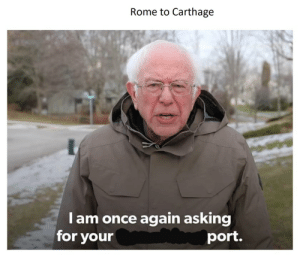 CARTHAGE MUST BE DESTROYED!!!: CARTHAGE MUST BE DESTROYED!!!