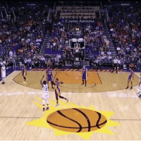Memes, 🤖, and Last Night: CASINO ARIZONA EricBledsoe with the half court buzzer beater to end the half last night!! 🏀💪💯 @ESPN LALakers vs PhoenixSuns WSHH