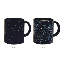 Tumblr, Blog, and Http: CASSIOPEIA.  ANDRONEDI  PERSEUS  Cold  Hot orientaltiger:  The Constellation Mug reveals constellations when it is hot.