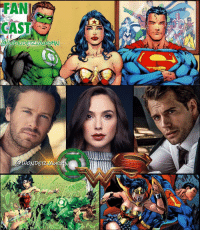 "Memes, Green Lantern, and Wonder Woman: CAST  DUONDETZW In Brightest Day... We already know that GREEN LANTERN (both Hal Jordan and John Stewart) will join the DCEU and feature in the upcoming ""Green Lantern Corps"" film planned for a 2020 release. But who will play the Emerald Knights? *** @henrycavill has teased numerous times about Green Lantern and we know that @armiehammer started following several actors connected with the DCEU. Is Armie our Hal?! *** And for the record, @gal_gadot's Wonder Woman would beat them both in a fight! mywonderwoman girlpower women femaleempowerment MulherMaravilha MujerMaravilla haljordan"