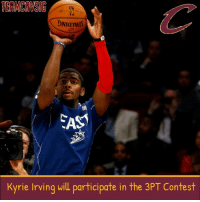 Cleveland Cavaliers, Klay Thompson, and Kyle Lowry: CAST  Kyrie Irving will participate in the 3PT Contest Kyrie Irving will be competing in the 2017 3-Point Contest! Others Participants: Klay Thompson Kyle Lowry Nick Young Kemba Walker Wesley Matthews Eric Gordon Note: Steph bowed out, would've been in. TAGS: TeamCavsIG Cle Cleveland Cavaliers Cavs CavsNation ClevelandCavaliers GoCavs NBA NBATV ESPN Sports Nike Basketball BallIsLife StriveForGreatness AllForOne ThisIsCle Believeland TheLand TheQ 216 Together Witness KobeBryant TeamCavsIG Ipromise NBAFinals Ohio CTown