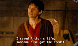 castielonfire:  The entire plot of Merlin in one screenshot : castielonfire:  The entire plot of Merlin in one screenshot