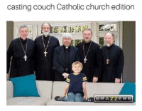 Catholic: casting couch Catholic church edition  BRAZZERS