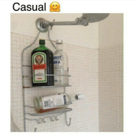 Memes, 🤖, and Shampoo: Casual  DKA That shit dont look like no shampoo to me..🤔 Tag someone who stays drunk as fuck! ⬇😂😂