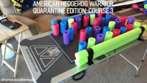 cat–77: arrghigiveup:   American Hedgehog Warrior: Course 3Watch as Pepper takes on course 3 of American Hedgehog Warrior: Quarantine Edition 🦔     Turn on the sound : cat–77: arrghigiveup:   American Hedgehog Warrior: Course 3Watch as Pepper takes on course 3 of American Hedgehog Warrior: Quarantine Edition 🦔     Turn on the sound
