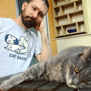 MEOW_IRL: CAT DADDY MEOW_IRL