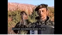 FRESH OC CANT STEAL WONT STEAL: CATCHY ACCORDION MUSIC PLAYS] FRESH OC CANT STEAL WONT STEAL