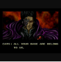 CATS  ALL YOUR BASE ARE BELONG  TO US Start your Saturday off with an oldie, but a goodie. -🎶 cleanfunny cleanlol cleanhaha cleanmeme cleanmemes cleanlaugh cleanlaughter cleanlaughs ha haha hahaha lol lolol lololol funny laugh laughs laughing laughter meemay textpost textposts tumblr internet wifi hashtags like