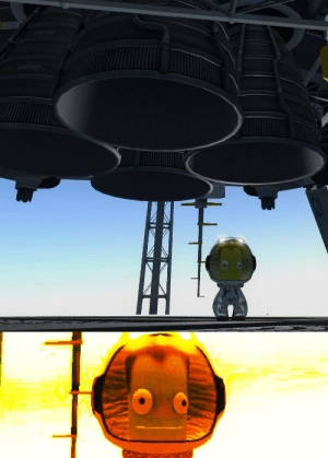 When Jebediah Kerman Goes to a Rescue Mission an Gets Stuck on Orbit
