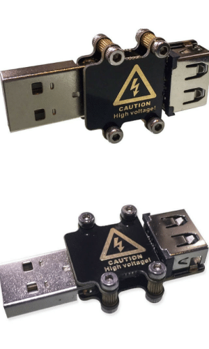 Tumblr, Blog, and Usb: CAUTION  High voltage!   CAUTION  High voltage! novelty-gift-ideas:  USB Kill Stick