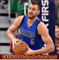 BREAKING: Free Agent Center Andrew Bogut has committed to sign with the Cleveland Cavaliers for the remainder of the season! Bogut averaged 3.0ppg and 8.3rpg this season while playing for Dallas. via @bleacherreport TAGS: AndrewBogut Bogut Cavaliers: CAVALIERSsign Andrew Bogut BREAKING: Free Agent Center Andrew Bogut has committed to sign with the Cleveland Cavaliers for the remainder of the season! Bogut averaged 3.0ppg and 8.3rpg this season while playing for Dallas. via @bleacherreport TAGS: AndrewBogut Bogut Cavaliers