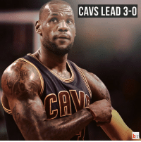 The Cavs beat the Celtics 103-95 to lead the series 3-0! LeBron James with 31 points, 11 rebounds 4 assists, 4 steals.: CAVS LEAD 3-0 The Cavs beat the Celtics 103-95 to lead the series 3-0! LeBron James with 31 points, 11 rebounds 4 assists, 4 steals.