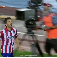 Barcelona, Memes, and Goal: CB  SOCCERMEMORIES David Villa in his Days in Atletico Madrid. Goal vs Barcelona (SuperCup 2013) 😱🙌