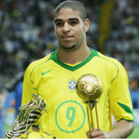 Happy 35th birthday to @adrianoimperador! The former @cbf_futebol striker won the @adidas Golden Ball and Golden Shoe at the FIFA Confederations Cup 2005. HappyBirthday Parabéns Adriano Imperador Brazil Brasil ConfedCup WorldCup Seleção GoldenBall GoldenShoe: CBF  BRASIL Happy 35th birthday to @adrianoimperador! The former @cbf_futebol striker won the @adidas Golden Ball and Golden Shoe at the FIFA Confederations Cup 2005. HappyBirthday Parabéns Adriano Imperador Brazil Brasil ConfedCup WorldCup Seleção GoldenBall GoldenShoe
