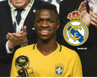 RealMadrid have confirmed the signing of Vinicius Junior from Flamengo from July 2019.: CBF  E  Transfer talk RealMadrid have confirmed the signing of Vinicius Junior from Flamengo from July 2019.