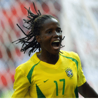 Happy 40th birthday to Kátia! The Brazilian forward played in three FIFA Women's World Cups and two Olympic Football Tournaments. HappyBirthday Parabéns Kátia Brazil Brasil FIFAWWC Olympics @cbf_futebol: CBF Happy 40th birthday to Kátia! The Brazilian forward played in three FIFA Women's World Cups and two Olympic Football Tournaments. HappyBirthday Parabéns Kátia Brazil Brasil FIFAWWC Olympics @cbf_futebol