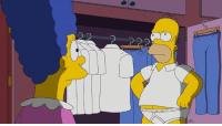 This is probably a good time to go shopping for some new clothes, Homer.: CCC CT-CC This is probably a good time to go shopping for some new clothes, Homer.