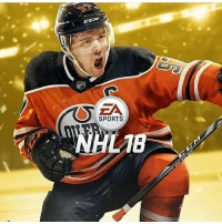 Your NHL 18 cover will be Connor Mcdavid!! Thoughts? I think it looks really good!: CCM  ZA  SPORTS  WH Your NHL 18 cover will be Connor Mcdavid!! Thoughts? I think it looks really good!