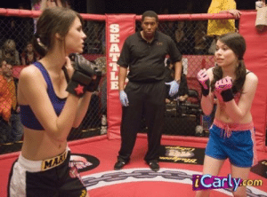 YouTuber KSI settles dispute with Logan Paul through a boxing match (2018): CEC  L.  iCarly.com YouTuber KSI settles dispute with Logan Paul through a boxing match (2018)